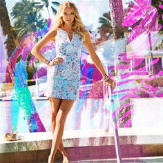 Say YES to THIS dress. #SummerInLilly