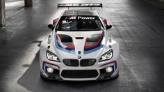 For the Frankfurt motor show, BMW finally let us see what was under that swirly camouflage dressing gown in which we saw the M6 GT3 parading around a few weeksago. And holy mother of big wings, it was worth thewait. As of today, the low, wide and bewinged M6 GT3 takes over from the ageing Z4 GT3 as BMW's customer GTracer. So if you've got really good at Forza 6 and want to go racing for real, all you need is £264,000, a crash helmet, and a significant stash ofbravery.