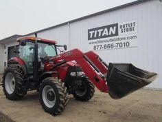 Case IH L670 - bucket loader only, fits Puma 140 tractors.