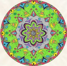 Meaning of forms and colors of the mandala The mandalas are also defined as a cosmological diagram that can be used for meditation. Yin Yang, Elefante Hindu, Buddha Wisdom, Shape And Form, Geometric Art, Mandala Art, Beach Mat, Design Art, Decorative Plates