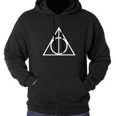 Always Harry Potter Hoodie -Deathly Hallows design inspired by Harry Potter and the Snape and Lily Love Story. I'll forever and always love Harry Potter! Harry Potter Hoodie, Harry Potter Merchandise, Harry Potter Jewelry, Harry Potter Gifts, Harry Potter Outfits, Harry Potter Hogwarts, Always Harry Potter, Sweatshirt Outfit, Tee Shirt