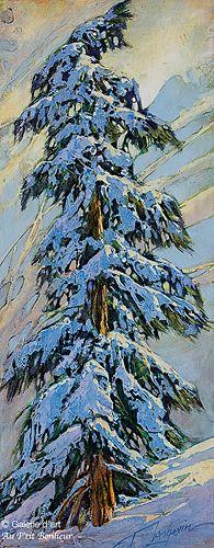 """David Langevin - """" I Can Manage """" Impressionist Landscape, Watercolor Landscape, Abstract Landscape, Landscape Paintings, Landscapes, Acrylic Paintings, Watercolor Paintings, Canadian Painters, Canadian Artists"""