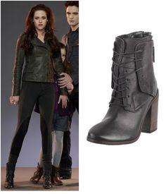 Shop Your Tv: Breaking Dawn Part 2: Bella Swan (Kristen Stewart's) Biker Boots