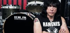 Show do ex-baterista do Ramones Marky Ramone em SP