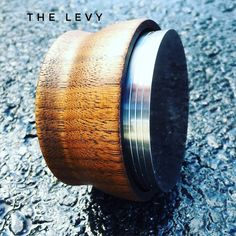 The Levy Tamp brings unparalleled consistency to your espresso production. Simply determine the ideal weight of ground coffee in your portafilter and stack the Levy's precision spacer to achieve the perfect tamp depth. Best Espresso, Espresso Coffee, My Coffee, Coffee Pods, Coffee Beans, Cheap Coffee Mugs, Different Types Of Coffee, Coffee Tamper, Blue Cafe