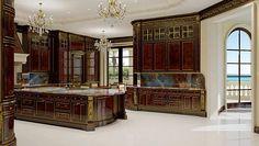 WEB LUXO - IMÓVEIS DE LUXO: Inspirada em palácio, mansão está à venda por US$ 139 milhões