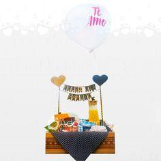 Desayunos sorpresa en Armenia a domicilio | Adoomicilio.com Armenia, Gifts For Dad, Projects To Try, Birthday Cake, Creative, Desserts, Food, Ideas Aniversario, Surprise Gifts