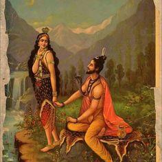 Shiva n Parvati