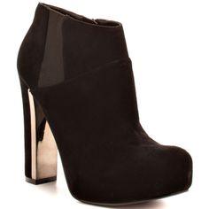 Coreline - Black Suede  Guess Shoes