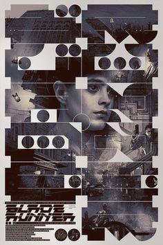 Blade Runner by Krzysztof Domaradzki