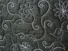 Free Machine Quilting Borders | ... Machine Quilting Tutor: A new free motion quilting sample quilt