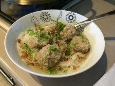 Bakso is one of indonesian favourite dish that you can find literally everywhere in Indonesia. This bakso recipe is very easy to follow, healthier option...