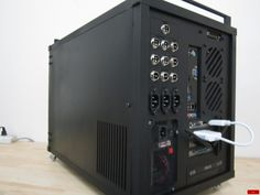 Scratch Build 2 of 3 Project :: CNCB (CNC Controller Box) , Finish 18/09/2013 - bit-tech.net Forums