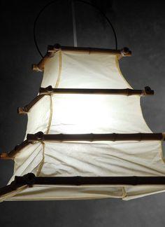 Bamboo and Cloth 16x12 Lanterns $19.99