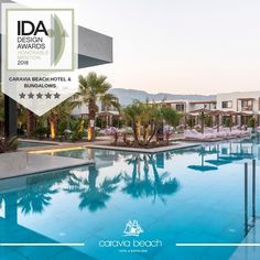 Proud to receive the 'Honarable Mention' distinction at the International Design Awards 2018 #IDA. @mastrominas_architecture #kos #greece #mastrominas_architecture #caraviabeach   The International Design Awards (IDA) exists to recognize, celebrate and promote legendary design visionaries and to uncover emerging talent in Architecture, Interior, Product, Graphic, and Fashion Design. IDA aspires to draw attention to the iconoclasm of design worldwide, conceptualizing and producing great work Bungalows, Community Activities, Beach Hotels, Design Awards, Belize, Kos, Greece, Environment, Draw