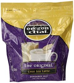 nice Oregon Chai The Original Chai Tea Latte Mix, 3 Pound