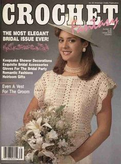 Crochet Fantasy Magazine : ... ebay com crochet fantasy 32 december 1986 crocheting from $ 7 99 pin 2