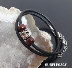 yin yang bracelet yin yang leather bracelet mens leather