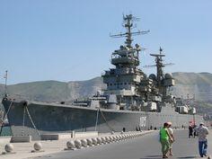 Military cruiser museum