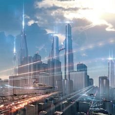 Metropolis of Tomorrow
