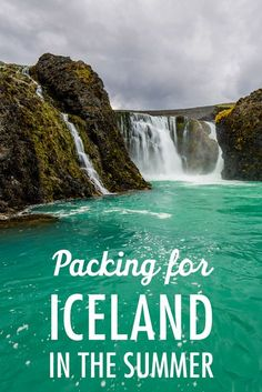 "Every travel writer stresses Iceland's ""midnight sun"" so much that it's easy to forget you're traveling above the Arctic Circle. So, this Iceland summer packing list is here to burst your bubble. I want to bum you out a little now so that when you get to Iceland, you're nothing but prepared. Let's get to it."