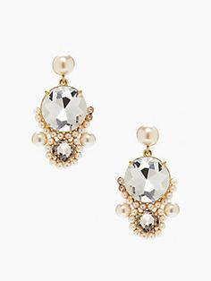 palace gems statement earrings