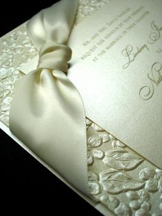 ivorywedding invitations glamour elegant champagne invites shimmer square luxury