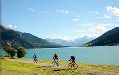 idealer Ausgangspunkt für Radtouren, wir beraten Sie gerne www.residence-montana.net