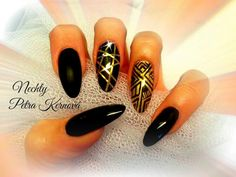 Black and gold amazing