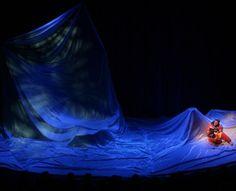 Stage Design: Ice Breaker. New Rep Theater. Epstein Joslin Architects.