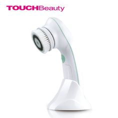 TOUCHBeauty Facial Cleanser with Cleansing Brush, 360 Rotary, 2 Speed Working TB-0759D
