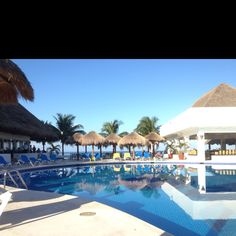 Our resort last year in Cozumel..Sabor resort