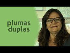 Vídeo 76 de #365 Vídeos de Quilting - Plumas Livres em Curva - YouTube