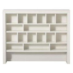 Craft Space 42 in. W 18-Cube Picket Fence Apothecary Hutch:  $120 Home Depot