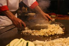 """Freebie: $30 gift certificate that you can redeem anytime during the month of your birthday + """"Happy Birthday"""" song  benihana.com   - Delish.com"""