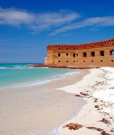 Garden Key Campground,Dry Tortugas National Park, Florida - America's Most Scenic Campgrounds | Travel + Leisure