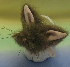 just too cute...a catnip bunny for your cat...esty