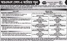 Job Circular For Bangladesh: RFL Group Job Circular