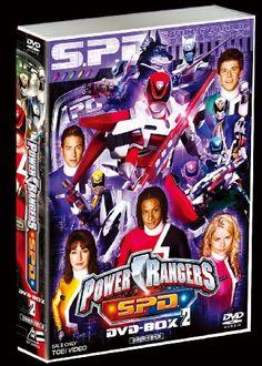 Power Rangers S.P.D. – DVD Box 2 (6DVDS) [Japan DVD] DSTD-8659  http://www.videoonlinestore.com/power-rangers-s-p-d-dvd-box-2-6dvds-japan-dvd-dstd-8659/