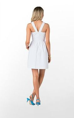 White Dress Collection - Lilly Pulitzer
