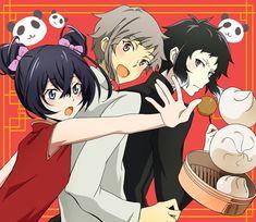 I suddenly want to eat dumplings.