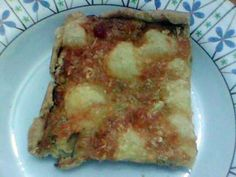 recette Tarte à l'oignon façon pizza!