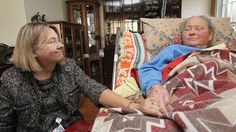 Parishes could offer a solution to the problem of a caregiver's 36-hour days
