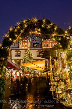 Christmas in Coburg, Germany