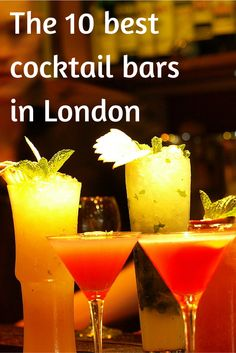 Find your dream mojito here: http://www.timeout.com/london/bars/best-bars-in-london-cocktail-bars #cocktails #bars