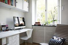 47 square meter apartment featuring designer furniture and a Nordic décor