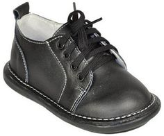 Wee Squeak Boys Black Lace Up Shoes $29.95 http://www.meandmyfeet.com/wee-squeak-boys-black-lace-up-shoes #Boys #Black #Lace #Up #LaceUp #Shoes #Infant #Toddler #Child #Kids