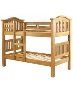 Buy Online Vancouver Petite Oak Bunk Bed at Besp Oak Furniture Stockist Price. CFS Offers all pieces of Besp Oak Furniture on free & fast delivery all over England and Wales. Oak Bunk Beds, Cabin Bunk Beds, Bunk Beds With Drawers, Modern Bunk Beds, Kids Bunk Beds, Oak Bedroom Furniture, Oak Furniture House, Single Bunk Bed, Vancouver