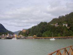Caleta Tortel, Coyhaique,Chile