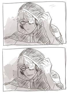 Plz don't cry Seven @_@